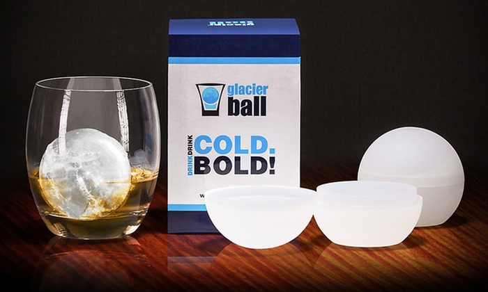 Glacier Ball Silicone Ice Molds: $11.99 for Two Glacier Ball Silicone Ice Molds ($29.99 List Price). Free Returns.