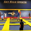 Up to 42% Off at Sky High Sports' Indoor Trampoline Park