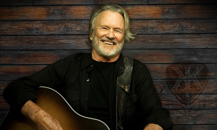 The Life & Songs Of Kris Kristofferson - Bridgestone Arena: Kris Kristofferson star-studded concert with Lady A, Eric Church, Toby Keith, Hank Williams Jr. & more on March 16