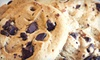Cow Chip Cookies - Multiple Locations: $10 for a Baker's Dozen Chocolate-Chip Cookies at Cow Chip Cookies ($19.50 Value)