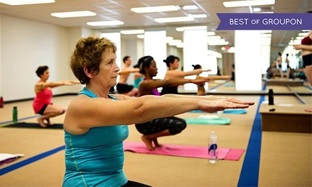 5 or 10 90-Minute Hot-Yoga Classes at Bikram Hot Yoga (Up to 54% Off)