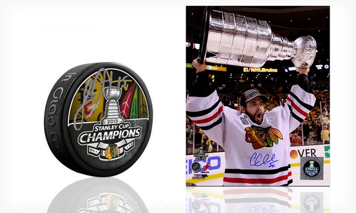 Side Line Marketing Blackhawks Signed Championship Memorabilia: Side Line Marketing Blackhawks Signed Championship Memorabilia (Up 67% Off). Multiple Pieces. Free Shipping and Returns.