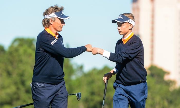 PNC Father/Son Challenge - Ritz Carlton Golf Club: PNC Father-Son Golf Challenge (December 10–13)