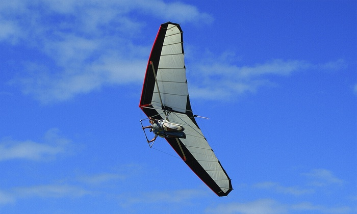 Central Florida Hang Gliding - Daytona Beach: Tandem Hang-Gliding Experiences for One Person at Hang Gliding Central Florida (54% Off)