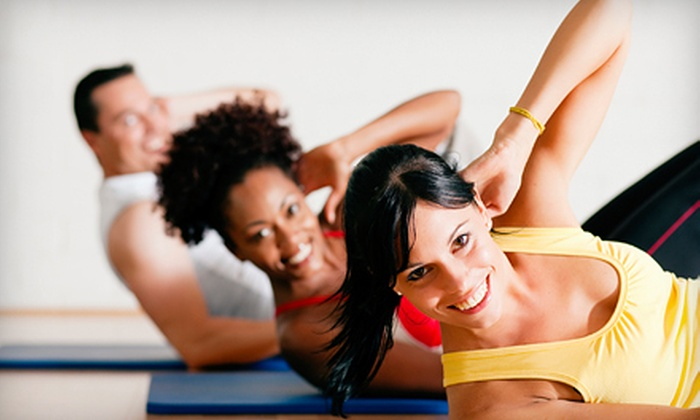 Angel Wings Wellness Center - Chandler: $49 for One Month of Unlimited Fit Camp at Angel Wings Wellness Center ($99 Value)