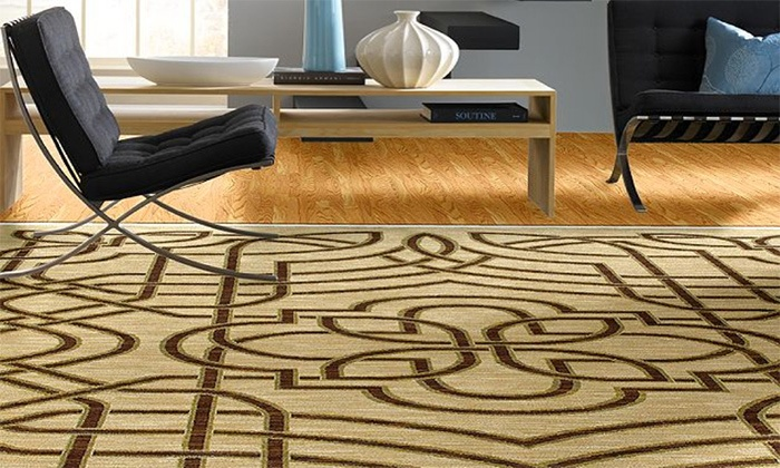Anderco Carpet - You Turf: $200 for $840 Worth of 9'x13' Designer Area Rugs at Anderco Carpet