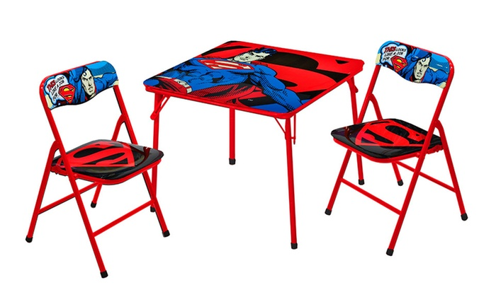 Character Table and Chairs Set | Groupon Goods