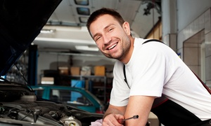 Pritchard Motor Services: MOT Test at Pritchard Motor Services