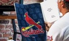 MLB Evergreeting Greeting Card with Garden Flag: MLB Evergreeting Greeting Card with Garden Flag