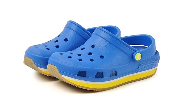 gorąca wyprzedaż świeże style sprzedaż uk Kultowe buty Crocs™ dla dzieci | Groupon