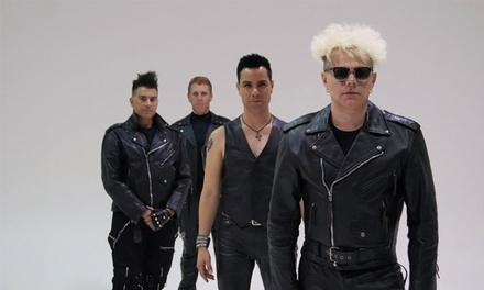 Strangelove – A Tribute to Depeche Mode on Friday, January 8, 2016, at 9 p.m.