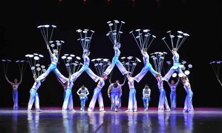 DSO Presents: The National Acrobats of the People's Republic of China on October 29 at 7:30 p.m. (Up to 40% Off)