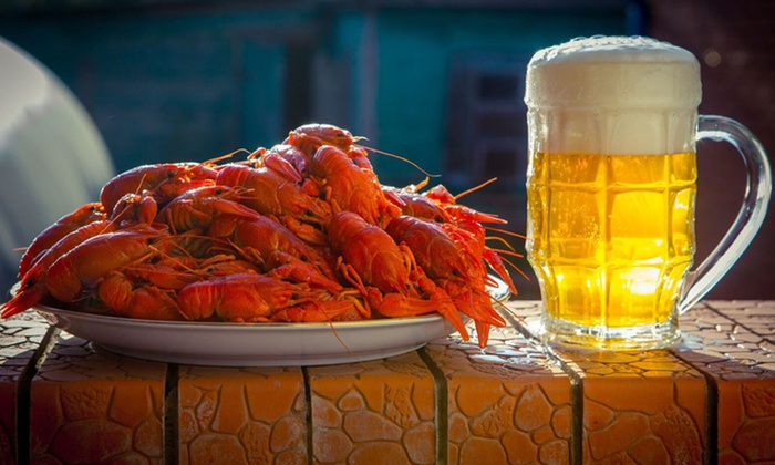 Bugs & Brews - Granada Theater Outdoor Space: Bugs & Brews Crawfish Boil and Music Festival Featuring Rebirth Brass Band on May 1 at 12 p.m.