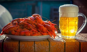 Bugs & Brews: Bugs & Brews Crawfish Boil and Music Festival Featuring Rebirth Brass Band on May 1 at 12 p.m.