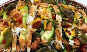 Las Tarascas Michoacanas: Mexican Food for Lunch or Dinner at Las Tarascas Michoacanas (Up to 40% Off)