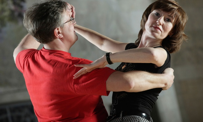 Ballroom Dance Lessons for One or Two at Ballroom Dancing Maryland (Up to 82% Off)