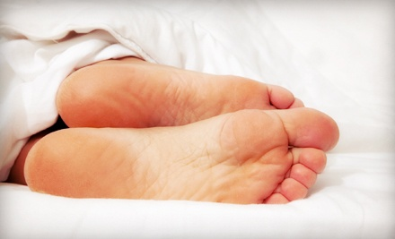 Toe-Fungus Removal on One or Two Feet at A Beautiful Foot (Up to 71% Off)