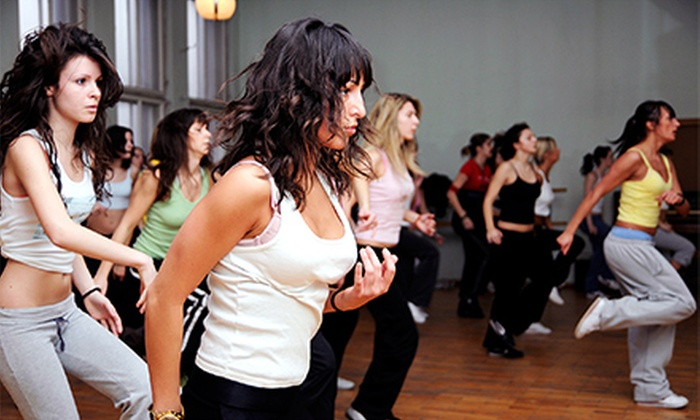 Sow It Now - Multiple Locations: 10 or 20 Zumba Classes at Sow It Now (Up to 55% Off)