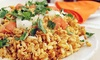 Up to Half Off Pan-Regional Indian Cuisine at Volga Restaurant