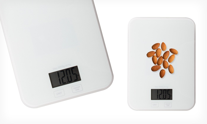 ThinkTank Technology Kitchen Scale: $11.99 for a ThinkTank Technology Electronic Kitchen Scale ($34.99 List Price). Free Returns.