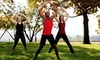 KJ's Fitness - South Quincy: 10 Women's Boot Camp Sessions from KJ's Fitness (45% Off)