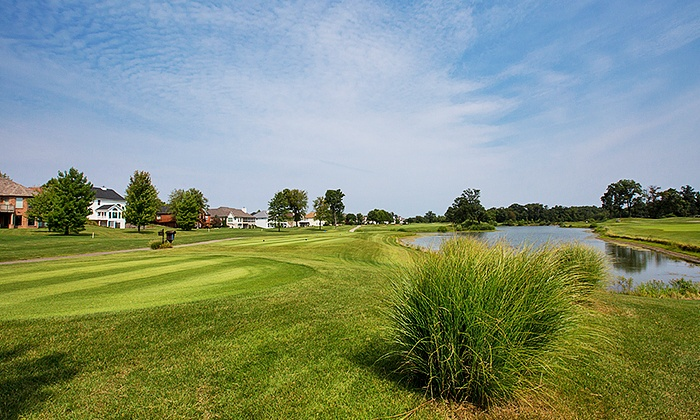 Stonewolf Golf Club - Fairview Heights: 18-Hole Round of Golf for Two or Four with Range Balls at Stonewolf Golf Club (Up to 54% Off)