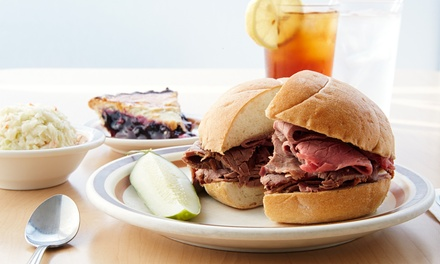 $10 for $20 Worth of Baked Goods and Sandwiches at Crofutt's Sandwich Shop & Bakery