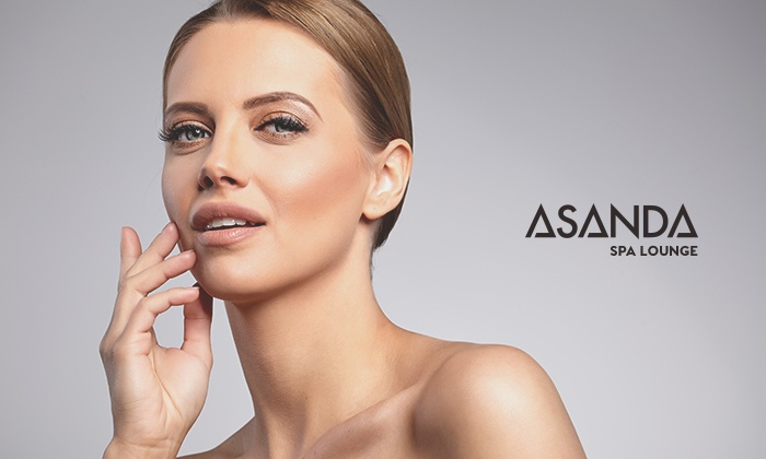 Asanda Aveda Spa Lounge - Asanda Spa Lounge: Classic Facial with Optional Eye Treatment or Plant Peel, or Spa Facial (Up to 53% Off)