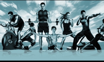 Up to 62% Off Fitness Training  at