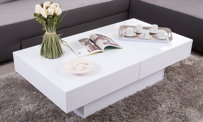 table basse dany groupon. Black Bedroom Furniture Sets. Home Design Ideas