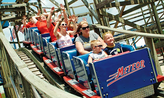 Little Amerricka - Marshall: $49 for Four All-Access Gold Wristbands at Little Amerricka ($87.80 Value)