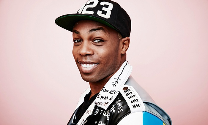 Todrick Hall - APG Federal Credit Union Arena: Todrick Hall on Friday, April 15, at 7:30 p.m.