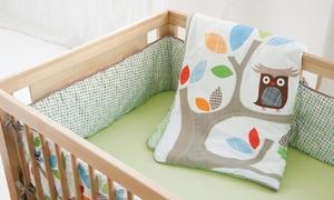 Skip Hop Treetop Friends Crib Bedding Set (4-Piece): Skip Hop Treetop Friends Crib Bedding Set (4-Piece)