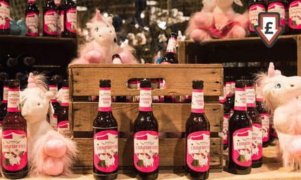 12 Bottles of German Zwonitz Unicorn Beer With Free Delivery