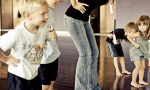 Enerchi Dance Studios: One Month Dance Lessons from R165 for One Child with Enerchi Dance Studios (50% Off)