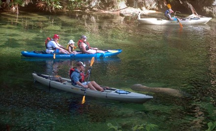 Three-Hour Kayak Tour for Two (a $100 value) - Expedition Florida Adventures in Orange City