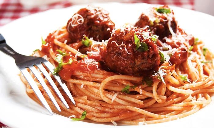 Bella Vita Italian Restaurant - Kerrville: Italian Cuisine at Bella Vita Italian Restaurant (Up to 52% Off). Two Options Available.