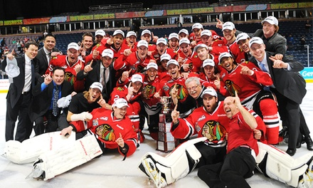$30 for  a Portland Winterhawks Playoff Hockey Game for Two on April 22 or 23 ($55.50 Value)