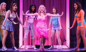"""Legally Blonde The Musical"": Tony Award Winner: ""Legally Blonde The Musical"" on stage in Toronto on Select Dates, October 22–November 22"