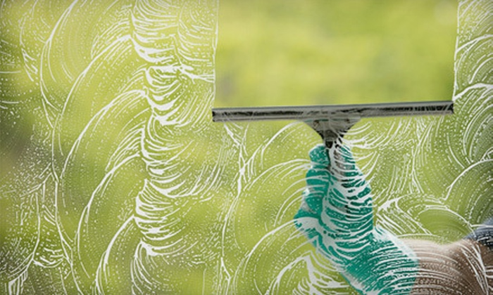 Niagara Window Washing - Thorold: Window Cleaning for 30, 40, or 50 Exterior Panes from Niagara Window Washing (Up to 67% Off)