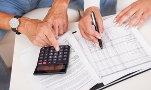 A. N. A. Services: Individual Tax Prep and E-file at A. N. A. Services (45% Off)