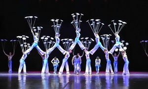 "National Acrobats Of People's Republic Of China: National Acrobats and Circus of China: ""Peking Dreams"" on October 23 at 8 p.m."