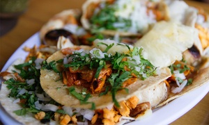 La Casa Mexicana: Vouchers for Two or Four People at La Casa Mexicana (50% Off)