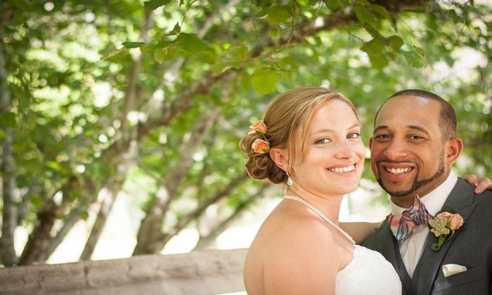 Renee Fox Photography - Santa Cruz / Monterey: Eight-Hour Wedding-Photography Package from Renee Fox Photography (50% Off)