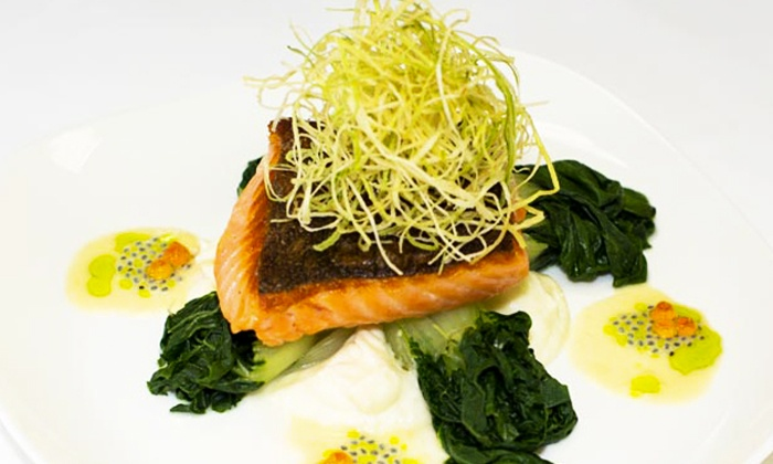 Tender - Theater District - Times Square: New American Cuisine for Two or Four at Tender (30% Off)
