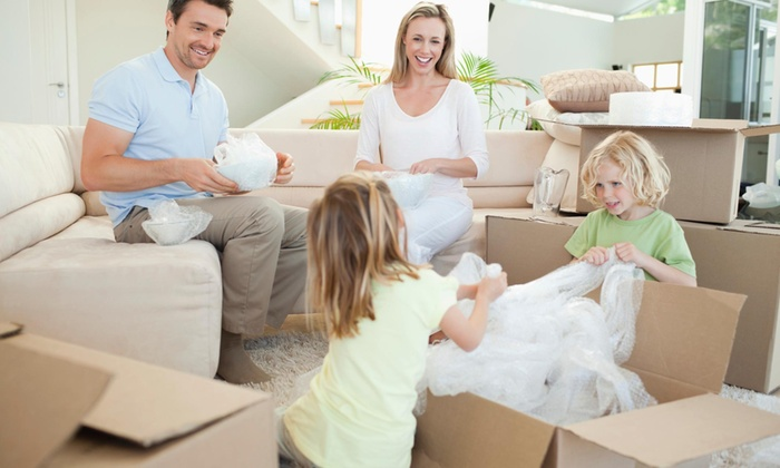 Forward Motion Movers & CO - Denver: Two Hours of Moving Services with Two Movers and One Truck from Forward Motion Movers & Co (50% Off)