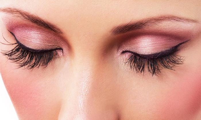 Distinctive Lashes - Distinctive Lashes: 120-Minute Lash-Extension Treatment from Distinctive Lashes (56% Off)