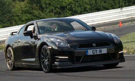 Nissan Gtr Experience Experience Limits Groupon