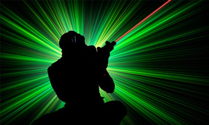 Miramar Speed Circuit - Miramar: Three Games of Laser Tag for Two, Four, or Six People at Miramar Speed Circuit (Up to 46% Off)
