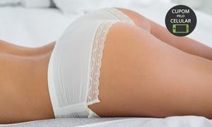 Estética Nova Imagem: Estética Nova Imagem – Goiabeiras: 4, 8 ou 12 visitas com pump e massagem modeladora para os glúteos